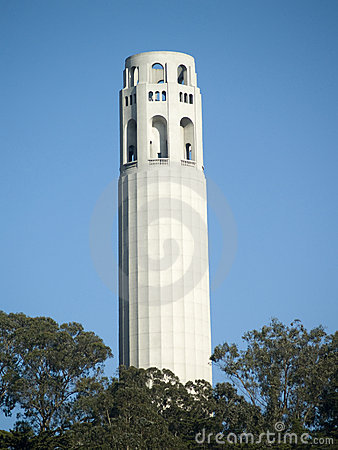 Free Coit Tower Stock Images - 9331374