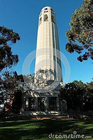 Coit Tower San Francisco, California
