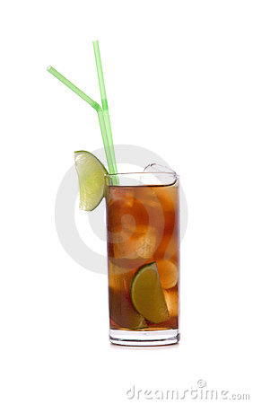 Cola Drink or Pimms