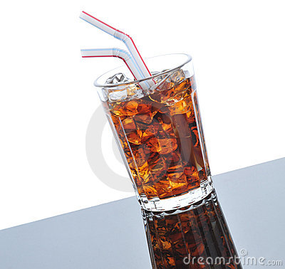 Cola and Straws