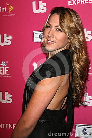 Colbie Caillet at US Weekly s Hot Hollywood Event, Colony, Hollywood, CA. 11-18-10 Editorial Photo