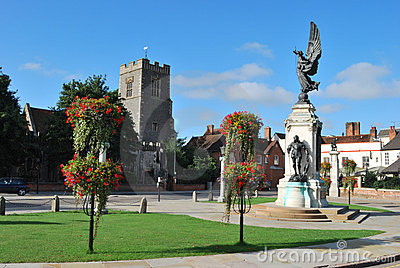 Colchester Town centre