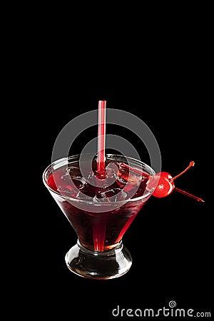 Cold alcoholic cocktai