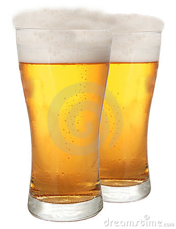 Free Cold Beer Royalty Free Stock Photos - 2036378