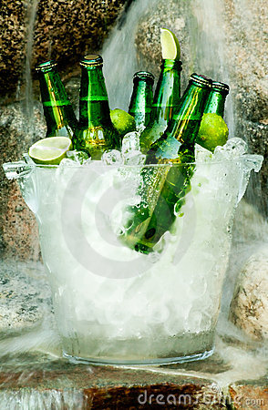 Free Cold Beer Stock Image - 9326921