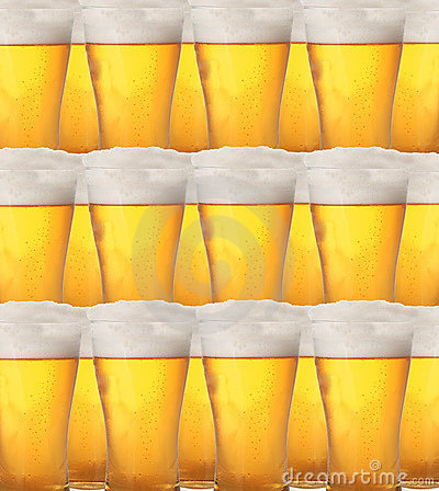 Free Cold Beer Background Stock Images - 2036364