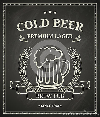 Cold Beer Poste