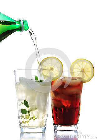 Cold beverage