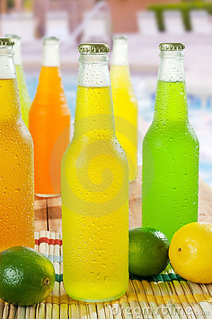Free Cold Beverages Royalty Free Stock Photos - 10222218