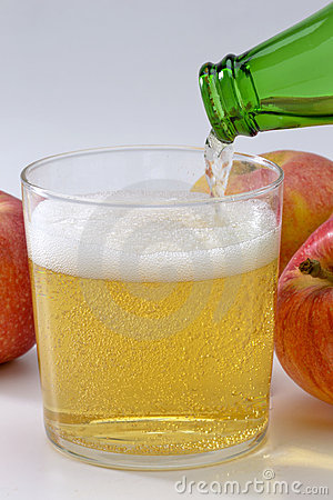 Free Cold Cider. Stock Photos - 17636593