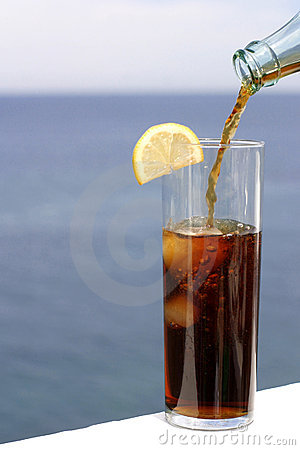 Free Cold Drink Stock Photography - 2461822