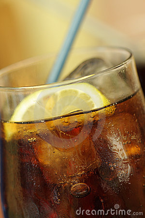 Free Cold Drink Royalty Free Stock Images - 5521279