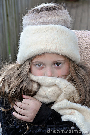 Freezing Cold Woman Freezing Cold Girl - w...