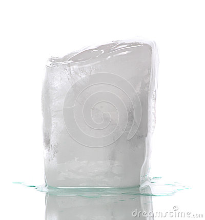 Free Cold Ice Block Royalty Free Stock Images - 26281159