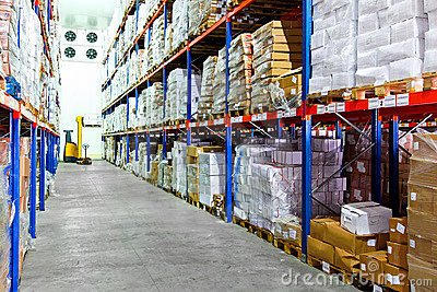 Cold warehouse