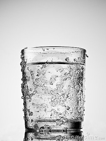Cold Water Glass Stock Photo Image 23660910