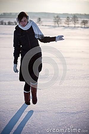 Free Cold Winter Stock Photos - 10417223