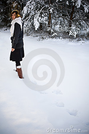 Free Cold Winter Stock Photos - 10417283