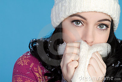 Cold Winter Girl