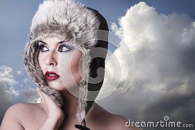 Cold winter queen