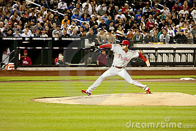 Cole Hamels - Phillies pitcher baseball Editorial Photography