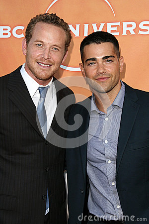 Cole Hauser,Jesse Metcalfe Editorial Stock Image