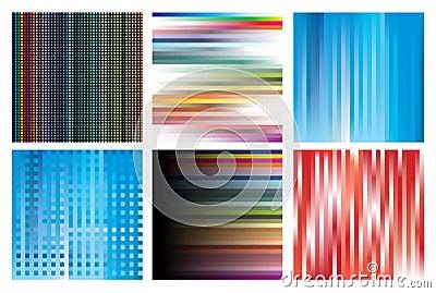 Colección de estructuras lineares