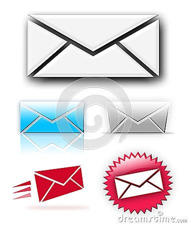 Colección del boletín de noticias/del email