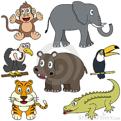 Coleção africana dos animais [2]