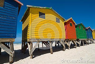 Colerd Beach Huts