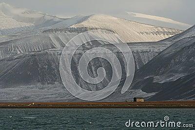 Coles Bay, Spitzbergen