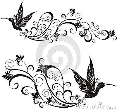 Des Designs De Tatouage Fleur Et Papillon   Tatouage Papillon