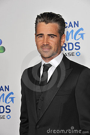 Colin Farrell Editorial Stock Image