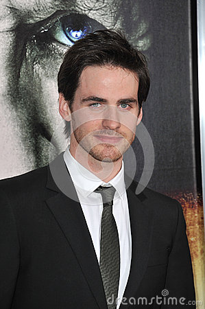 Colin O Donoghue Editorial Stock Image