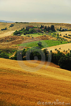 Colina de Tucsany