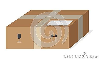 colis postal photo stock image 12115580. Black Bedroom Furniture Sets. Home Design Ideas