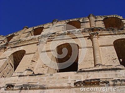 Coliseum El-Jem (Tunisia)