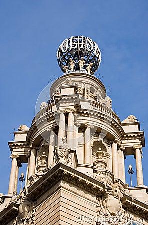 Coliseum Globe, London
