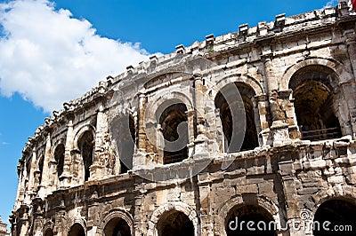 Coliseum in Nimes