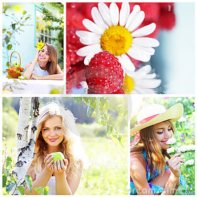 Free Collage Royalty Free Stock Photo - 15986255