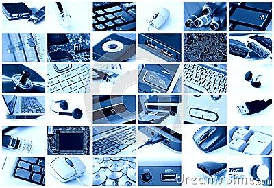 Collage de technologie