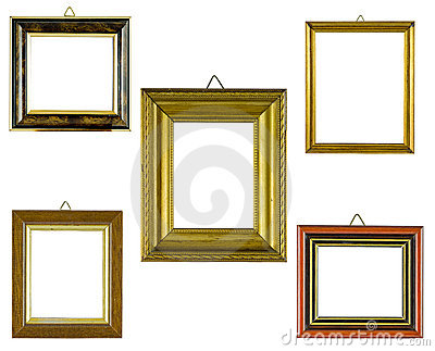Collage Frames Royalty Free Stock Image Image 18626336