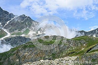 Colle dell Agnello,意大利阿尔卑斯