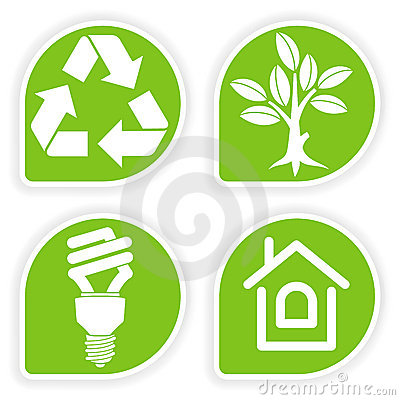 Collect Environment Sticker