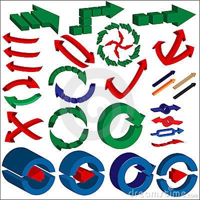 Collection arrows