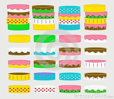 Collection Cakes