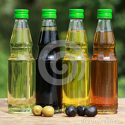 Collection of cooking oil