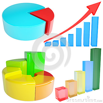 Collection of 3D graphs