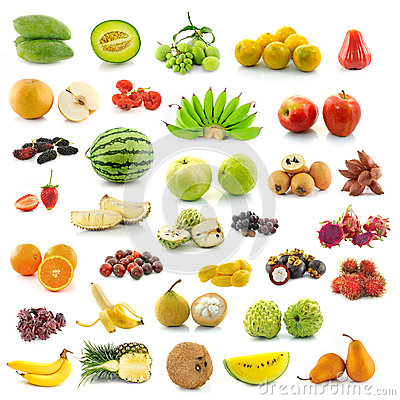Free Collection Of Fruit Stock Photography - 31991612