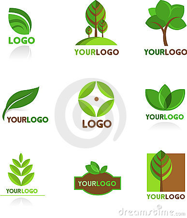 Free Collection Of Nature Logos And Royalty Free Stock Images - 5609179